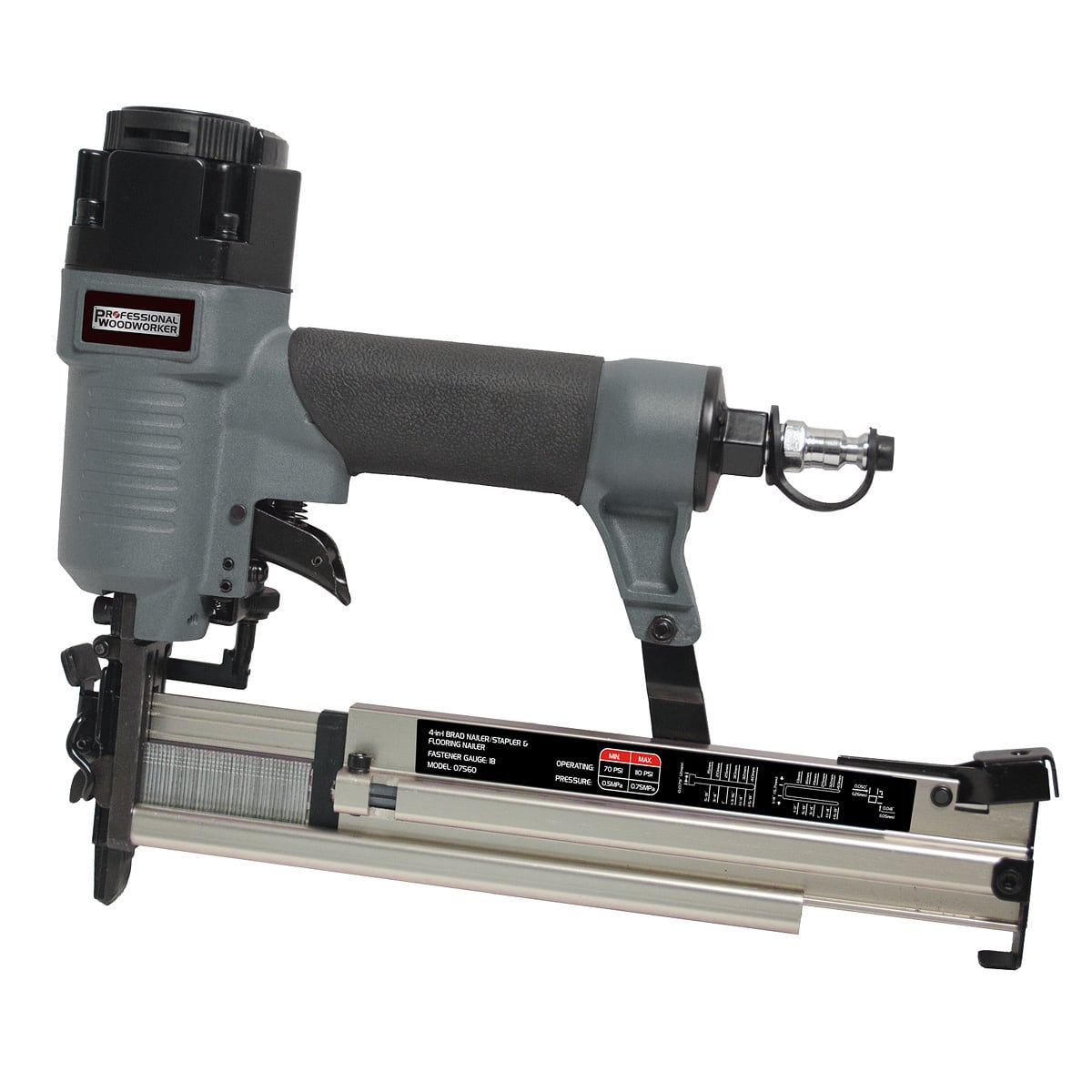 mastercraft 3 in 1 flooring stapler nailer manual