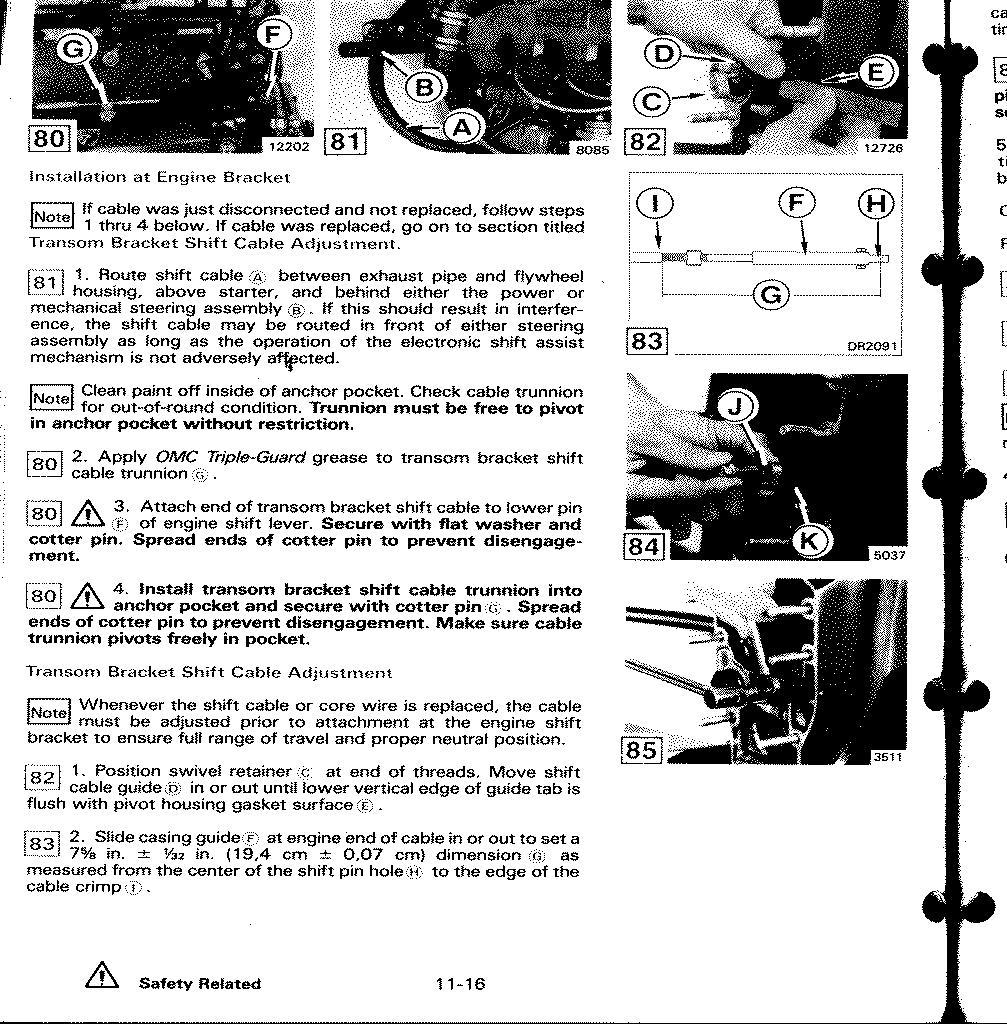 mercruiser 4.3 service manual pdf