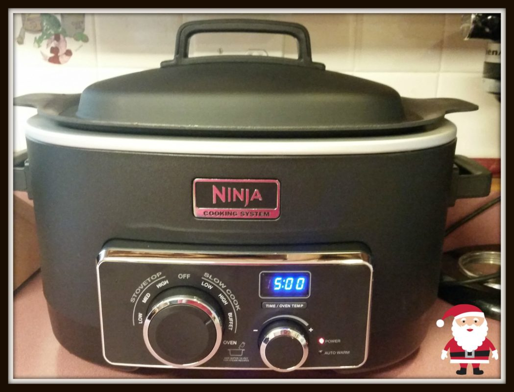 ninja 3 in 1 cooking system manual