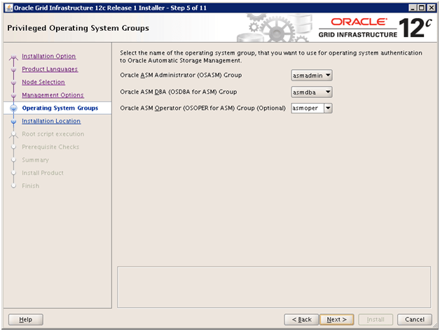 oracle database upgrade from 11g to 12c manually
