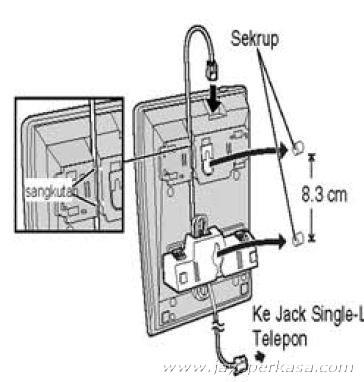 panasonic kx ts208w user manual