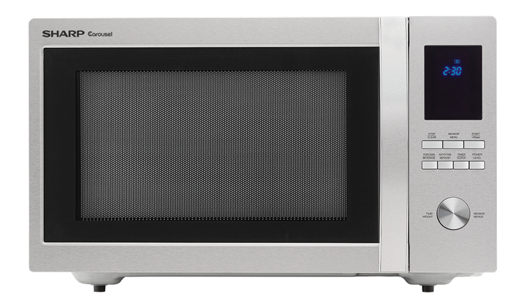 sharp carousel smart and easy convection microwave manual