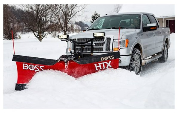 the boss snow plow manual