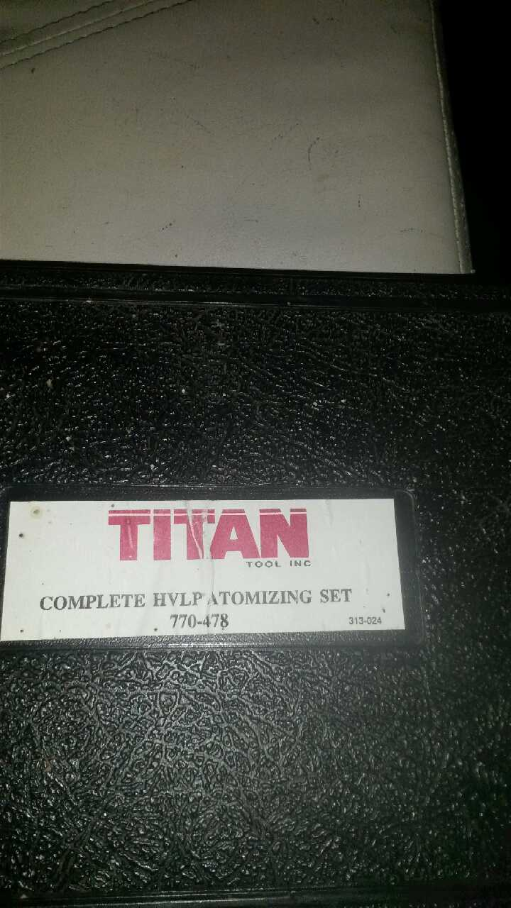 titan pro finish 300 manual